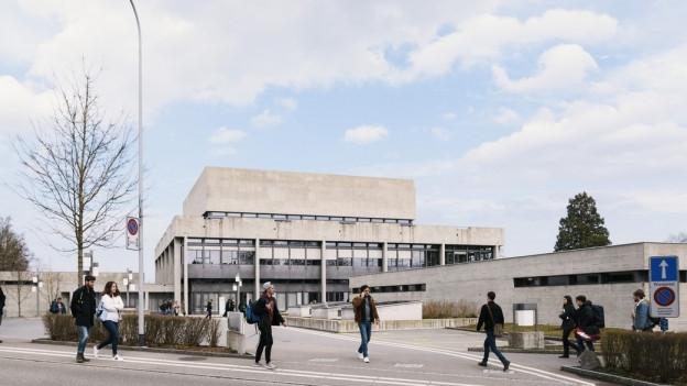 Universität St. Gallen von aussen