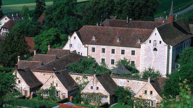 Das Kunstmuseum in der Kartause Ittingen ist sanierungsbedürftig.