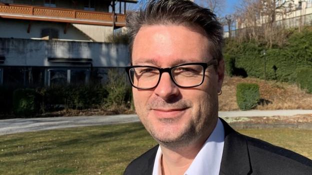 Roger Martin ist neuer Stadtpräsident von Romanshorn