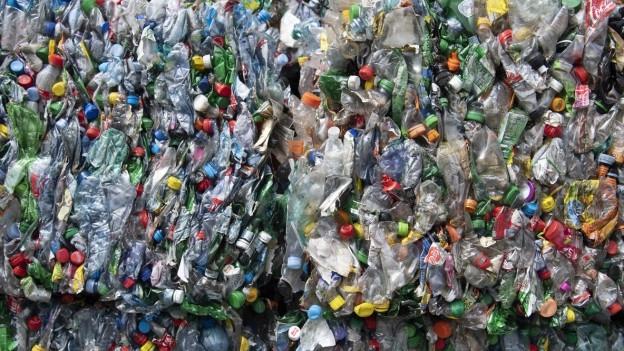 Die modernste Recycling-Anlage für Pet-Kunststoff wurde am Mittwoch in Bilten eröffnet.