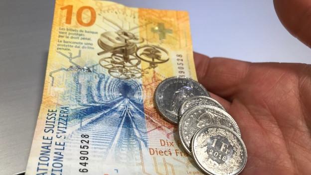 Sackgeld-Börse