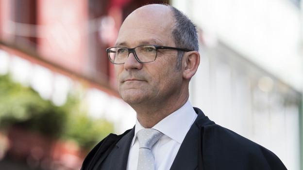 Porträt Daniel Fässler