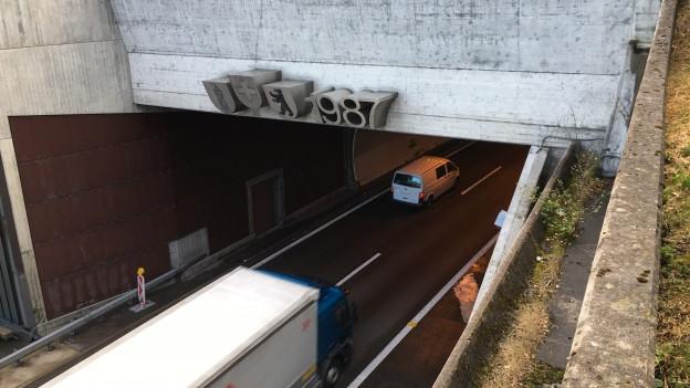 Elf Nächte lang bleibt die Stadtautobahn gesperrt.