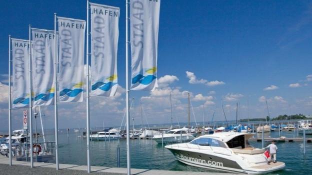 Der Bootsliegeplatz und die Betriebskosten seien angemessen, so der Thaler Gemeindepräsident Robert Raths.