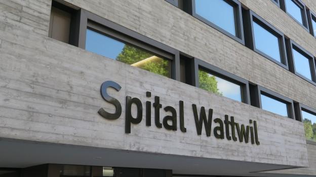 Am Spital Wattwil wird ab November nicht mehr operiert