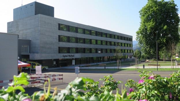 St. Galler Regierung stützt Entscheide rund um Spital Wattwil