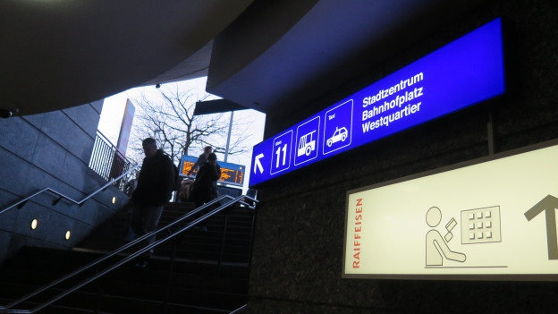 Wil sucht Bahnhof-Patinnen und Bahnhof-Paten