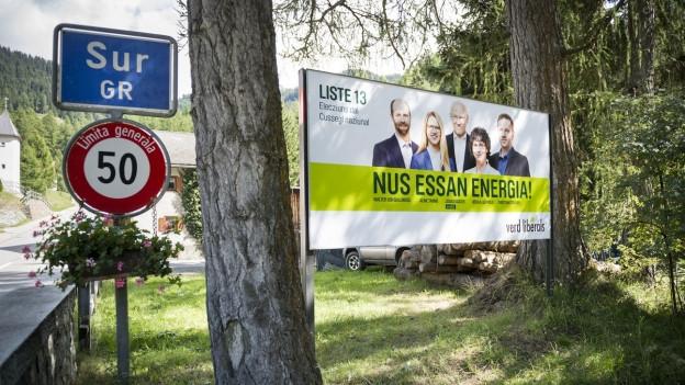 Auch in Graubünden soll die GLP bei den diesjährigen Nationalratswahlen mit BDP und CVP zusammenspannen.