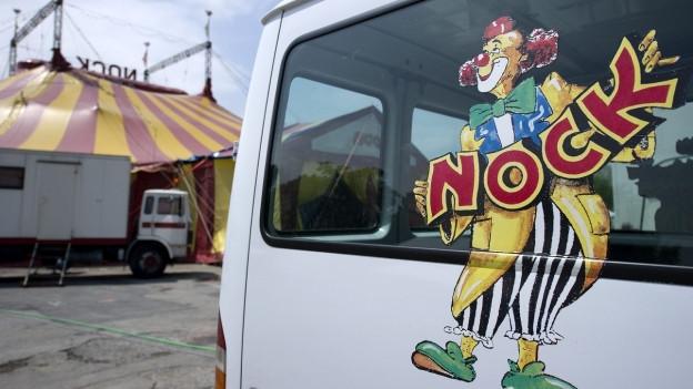 Zirkus Nock: Mitte Juni soll das Konkursverfahren eröffnet werden