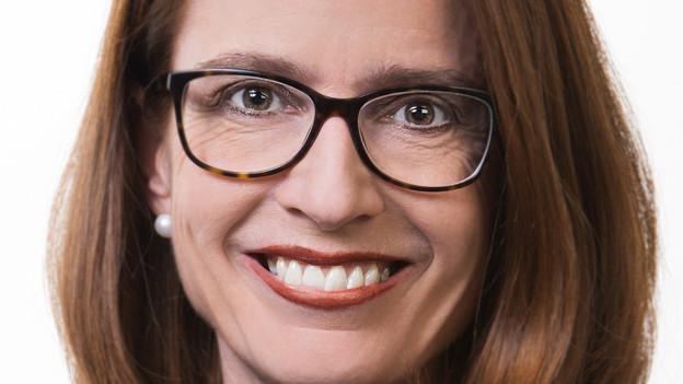 Kantonsrätin Susanne Vincenz-Stauffacher konzentriert sich auf ihre Kandidatur als Nationalrätin.