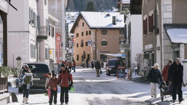 Gemeinden – wie hier Bergün – sollen gemäss der HTW ihre Tourismusfinanzierung überprüfen.