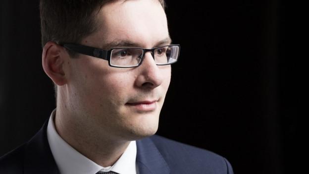 David Zuberbühler, SVP-Nationalrat, AR