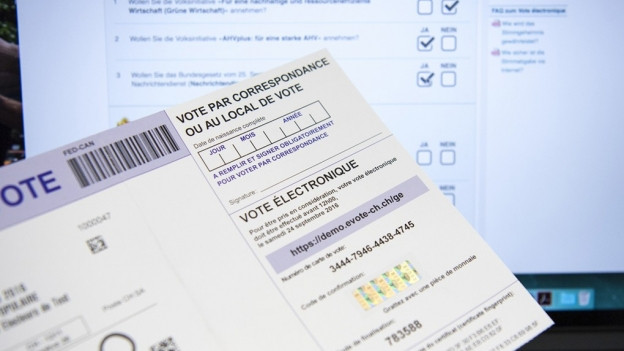 St. Gallen wartet mit E-Voting.