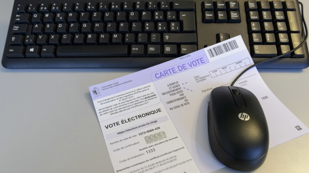 Der Kanton Thurgau hält an E-Voting fest