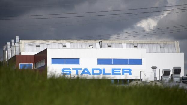Stadler Rail baut Standort in Berlin aus