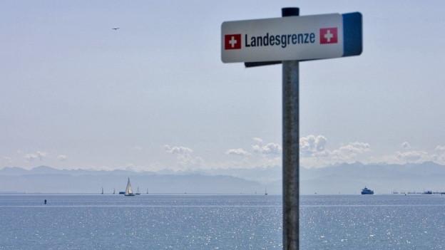 Grenzregion am Bodensee