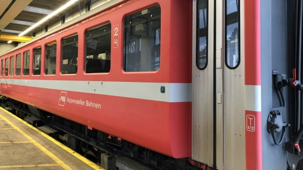 Appenzeller Eisenbahnwagen