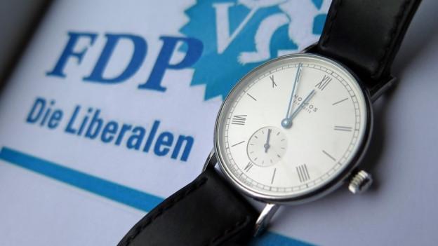 Die Zeit wird knapp, noch kann die FDP aber hoffen