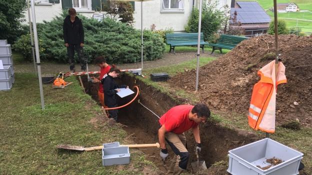 Der Fund ist fürs Appenzellerland ungewöhnlich.