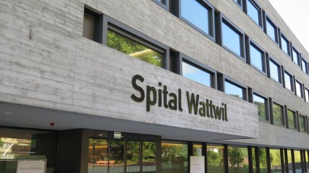 12,7 Millionen Franken für Spitäler Wil und Wattwil