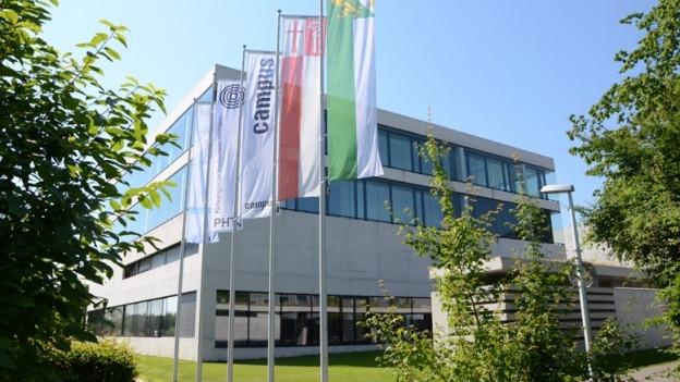 Wurde durchleuchtet: Der Rektoratsstreit an der PH Thurgau in Kreuzlingen.