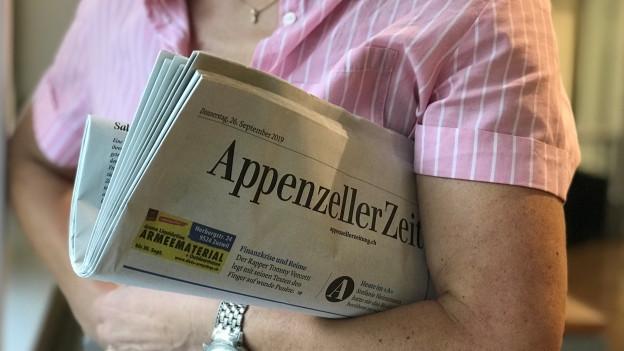 Veränderungen gibt es auch bei anderen Tagblatt-Titeln.
