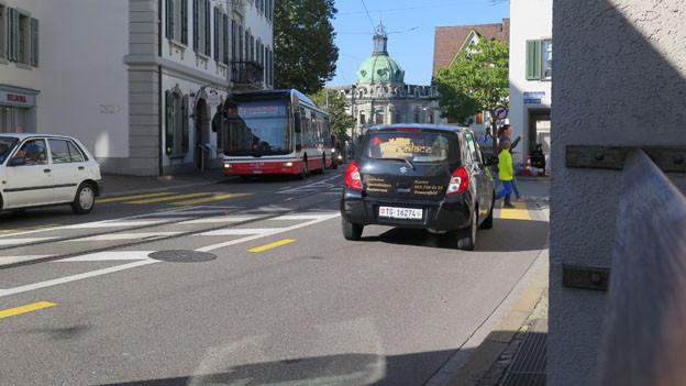 Verkehrsentlastung Frauenfeld: Die Tunnellösung rückt näher