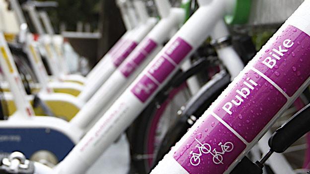 Bald öffentliche E-Bikes in Chur