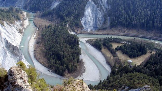 Ein weiteres Pilotjahr für die Rangers in der Rheinschlucht