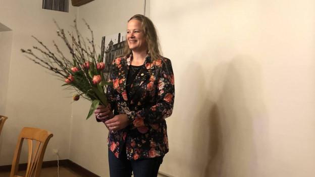 Grüne nominieren Karin Bétrisey als Regierungsratskandidatin
