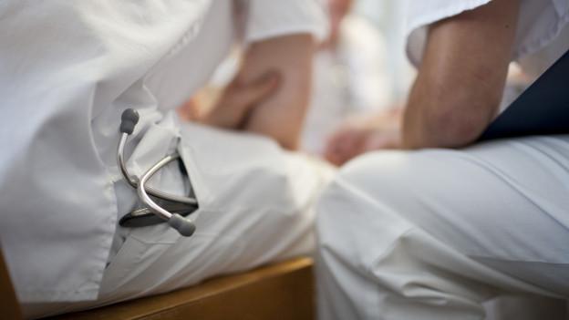 Ärzteschaft kritisiert St. Galler Spitalstrategie