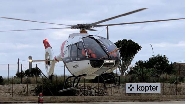 Der Helikopterbauer wird nach Italien verkauft