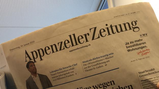 In Appenzell Ausserrhoden geht eine 190jährige Tradition zu Ende.