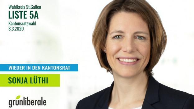 Sonja Lüthi erhielt bei den Kantonsratswahlen viele Stimmen ausserhalb ihrer Partei.