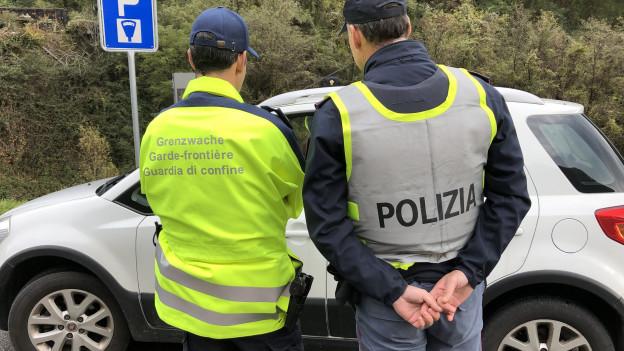 Vermehrte Grenzkontrollen