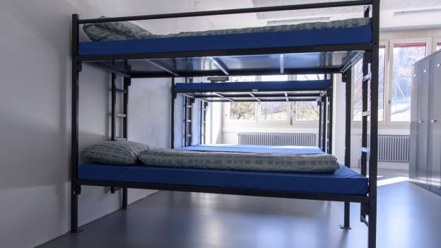 Mehr Platz für Asylsuchende