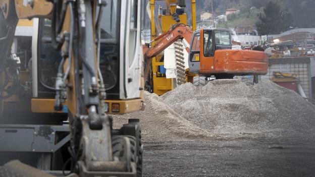 Thurgauer Tiefbauamt vergibt seit Monaten keine Aufträge