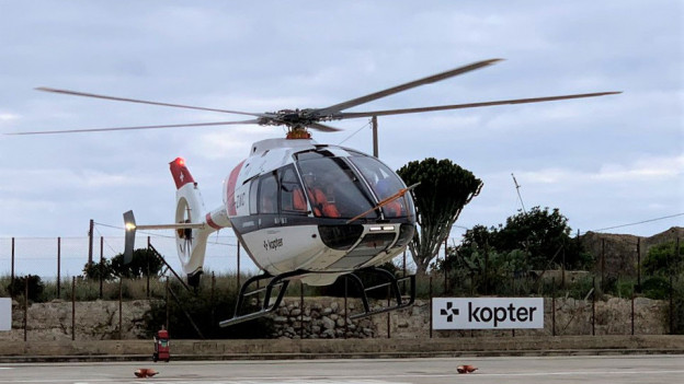 Die Firma Kopter macht keine Serienproduktion von Helikoptern in Mollis.