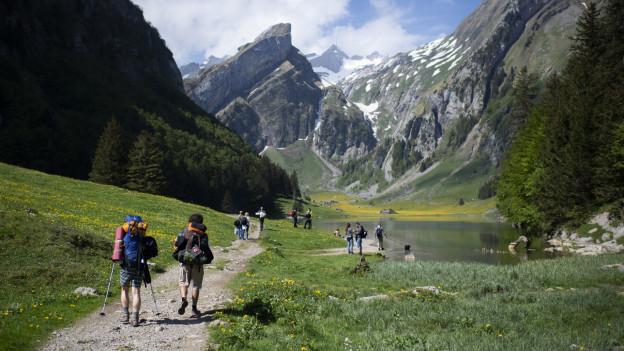 Ostschweizer Tourismusdestinationen bereiten sich auf Gäste vor