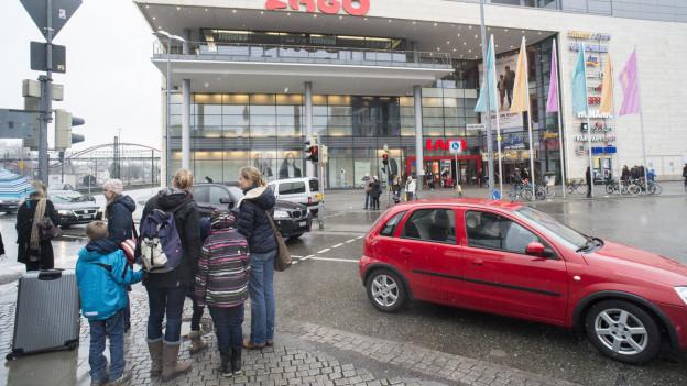 Das Konstanzer Gewerbe will die Schweizer Einkaufstouristen zurück.