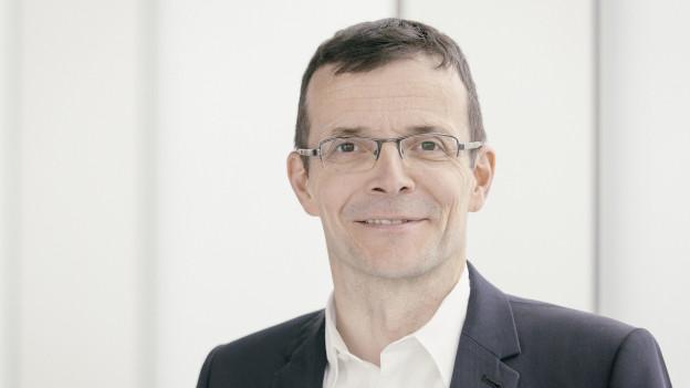 Markus Buschor will Stadtpräsident werden