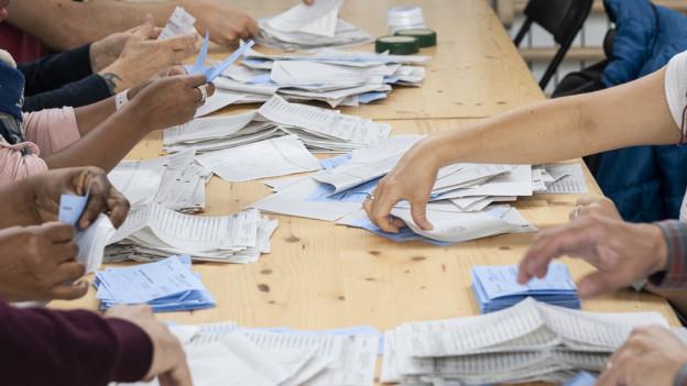 Thurgauer Wahlbetrug