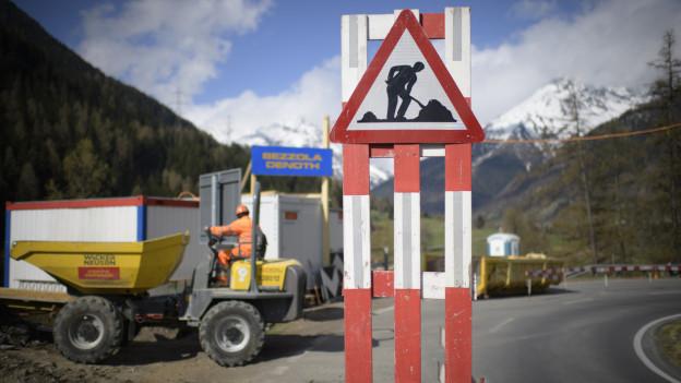 Die Wirren um das Baukartell in Graubünden scheinen noch nicht ausgestanden.