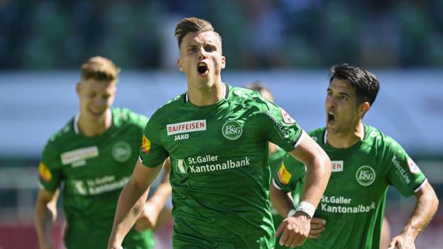 Der Bosnier war nur an den FC St. Gallen ausgeliehen.