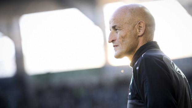 Trainer Zeidler glaubt immer noch an den Titel.