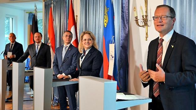 Politik aus der Bodensee-Region tauscht sich aus über Corona-Krise
