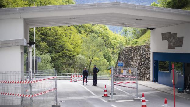 Am 15. Juni öffnet die Grenze zu den Nachbarländern.
