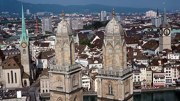 Die Zürcher Kirchen werden weiterhin mit 50 Millionen Franken pro Jahr unterstützt.