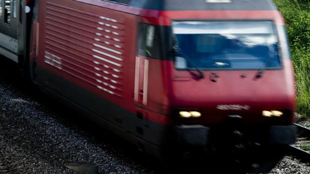 Mehr Geld für die Bahn rund um Zürich.