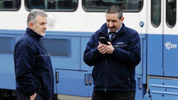Das Warten hat sich gelohnt: die VBZ reduzieren den Beurteilungskatalog für ihre Chauffeure.